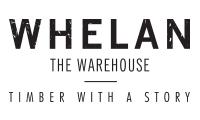 Whelan The Warehouse logo