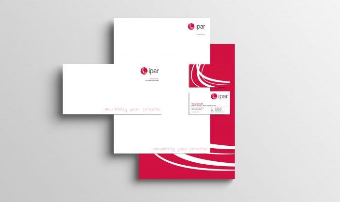 ipar-stationery-design