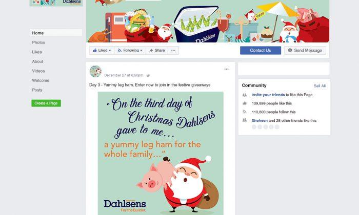 Marketing agency marketing project